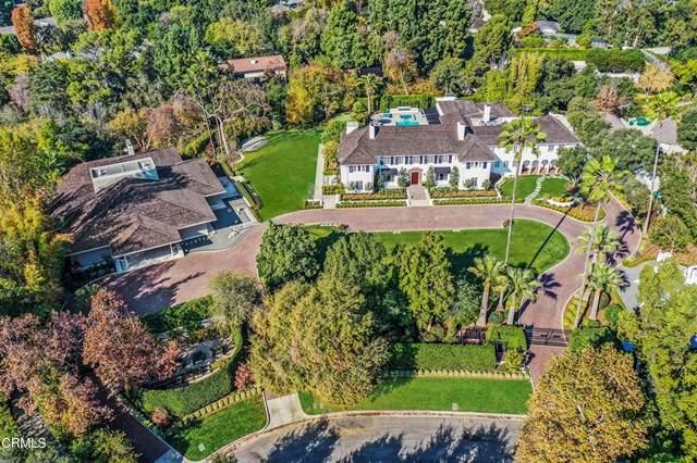 2 Oak Knoll Terrace, Pasadena, CA 91106 (#P1-4054) :: Berkshire Hathaway HomeServices California Properties