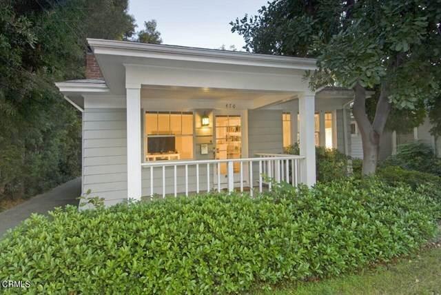 470 W California Boulevard, Pasadena, CA 91105 (#P1-4061) :: Berkshire Hathaway HomeServices California Properties