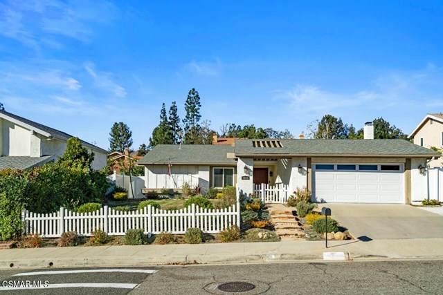 6323 Smoke Tree Avenue, Oak Park, CA 91377 (#221001753) :: TruLine Realty