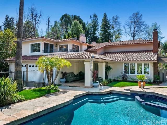 22454 Galilee Street, Calabasas, CA 91302 (#SR21070988) :: TruLine Realty