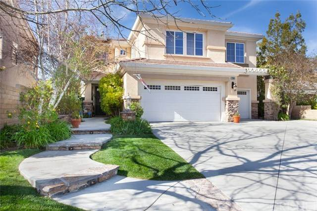 22023 Gold Canyon Drive, Saugus, CA 91390 (#SR21067754) :: TruLine Realty