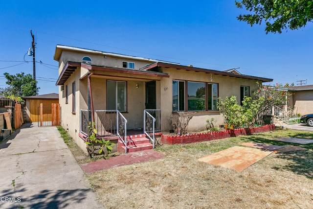 641 S Taylor Avenue, Montebello, CA 90640 (#P1-4067) :: The Parsons Team