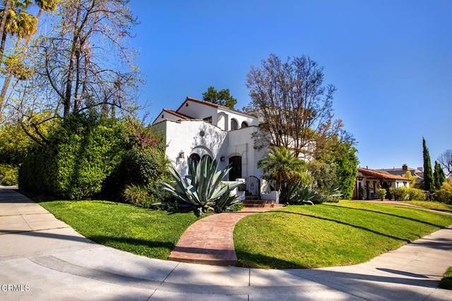 1236 N Maryland Avenue, Glendale, CA 91207 (#P1-4065) :: TruLine Realty