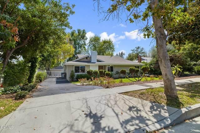 124 W Bonita Avenue, Sierra Madre, CA 91024 (#P1-4068) :: The Parsons Team