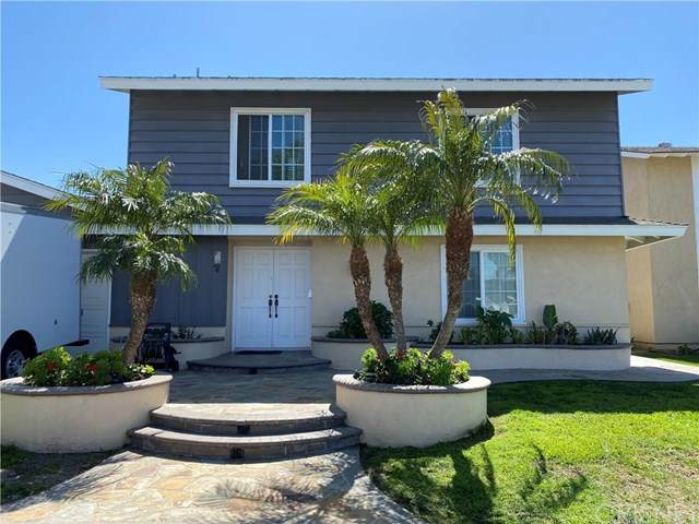 9142 Annik Drive, Huntington Beach, CA 92646 (#SR21071465) :: TruLine Realty