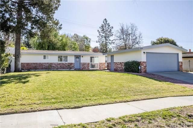 27642 Seco Canyon Road, Valencia, CA 91350 (#SR21071343) :: TruLine Realty