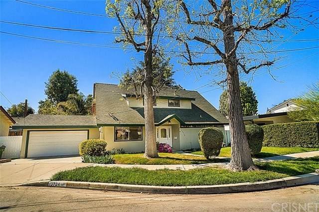 13724 Cumpston Street, Sherman Oaks, CA 91401 (#SR21071042) :: Compass