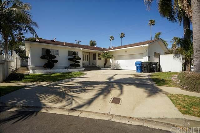 3801 Shad Place, San Pedro, CA 90732 (#SR21071109) :: TruLine Realty