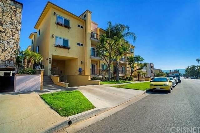 626 E Orange Grove Avenue #105, Burbank, CA 91501 (#SR21072264) :: Lydia Gable Realty Group