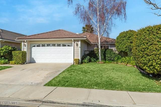 4567 N Ashtree Street, Moorpark, CA 93021 (#221001781) :: TruLine Realty