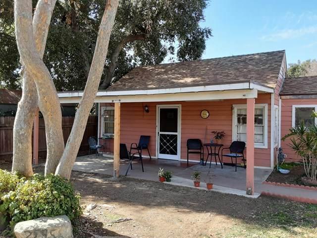2595 N Windsor Avenue, Altadena, CA 91001 (#P1-4076) :: The Parsons Team