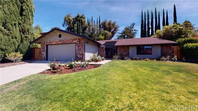 148 N Sabra Avenue, Oak Park, CA 91377 (#SR21072415) :: TruLine Realty