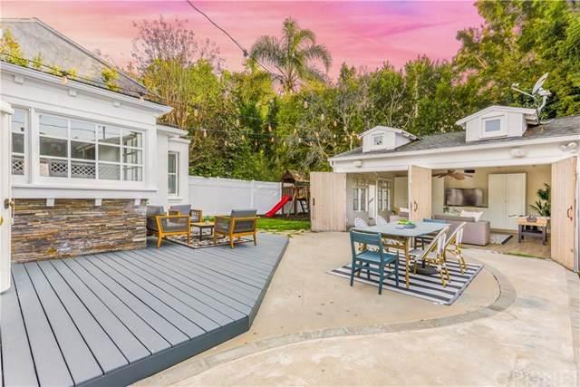 3781 Mound View Avenue, Studio City, CA 91604 (#SR21069370) :: TruLine Realty