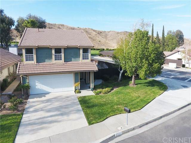 20109 Gilbert Drive, Canyon Country, CA 91351 (#SR21072667) :: TruLine Realty