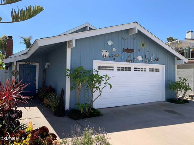 4954 Dolphin Way, Oxnard, CA 93035 (#221001804) :: TruLine Realty