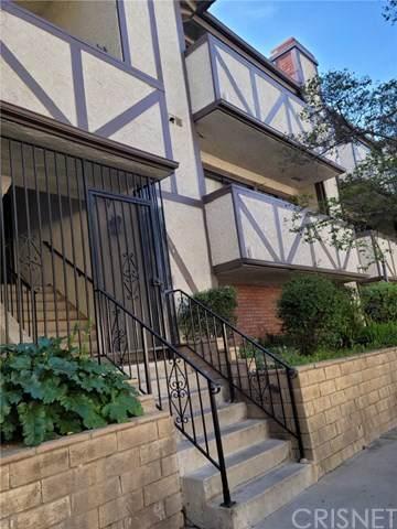 7605 Jordan Avenue #12, Canoga Park, CA 91304 (#SR21073184) :: Lydia Gable Realty Group
