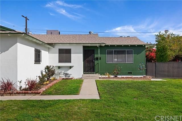 12724 Muscatine Street, Arleta, CA 91331 (#SR21073131) :: Berkshire Hathaway HomeServices California Properties