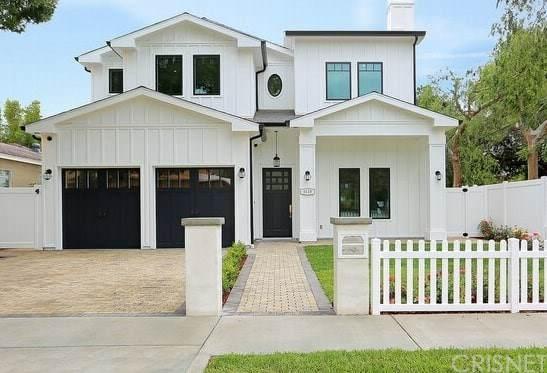 4130 Beck Avenue, Studio City, CA 91604 (#SR21073345) :: TruLine Realty