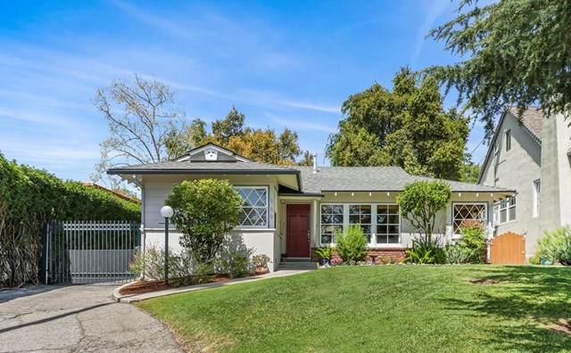 969 E Poppyfields Drive, Altadena, CA 91001 (#P1-4108) :: The Parsons Team