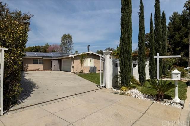22739 Leonora Drive, Woodland Hills, CA 91367 (#SR21073907) :: TruLine Realty