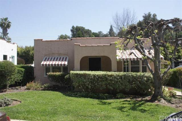 4934 Argus Drive, Los Angeles, CA 90041 (#320005633) :: TruLine Realty