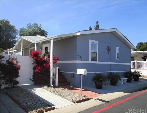 8811 Canoga Avenue #530, Canoga Park, CA 91304 (#SR21074134) :: Lydia Gable Realty Group