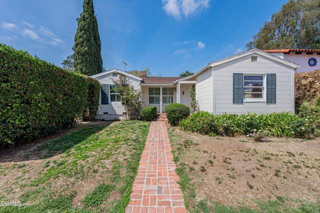 10583 Lauriston Avenue, Los Angeles, CA 90064 (#P1-4116) :: Amazing Grace Real Estate | Coldwell Banker Realty