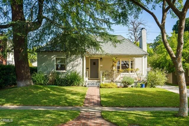 2071 Casa Grande Street, Pasadena, CA 91104 (#P1-4121) :: TruLine Realty