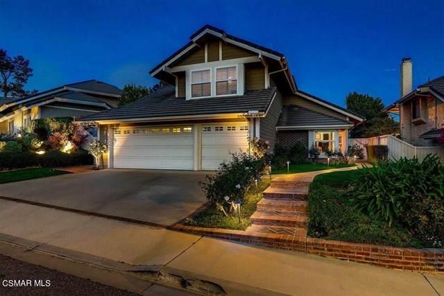 6584 Oak Springs Drive, Oak Park, CA 91377 (#221001835) :: TruLine Realty