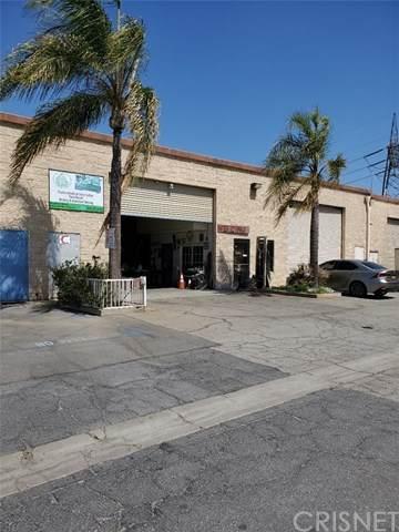 11814 Sheldon Street C, Sun Valley, CA 91352 (#SR21074740) :: TruLine Realty