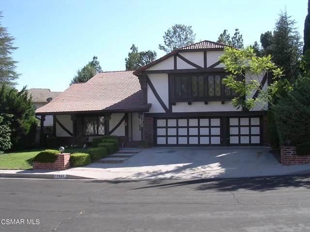11943 Sonoma Way, Northridge, CA 91326 (#221001839) :: TruLine Realty