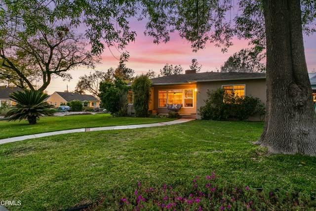 735 Florecita Terrace, Altadena, CA 91001 (#P1-4129) :: The Parsons Team