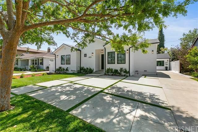 14018 Morrison Street, Sherman Oaks, CA 91423 (#SR21074769) :: Compass