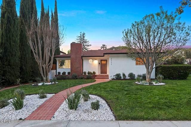2111 E Glenoaks Boulevard, Glendale, CA 91206 (#P1-4130) :: TruLine Realty