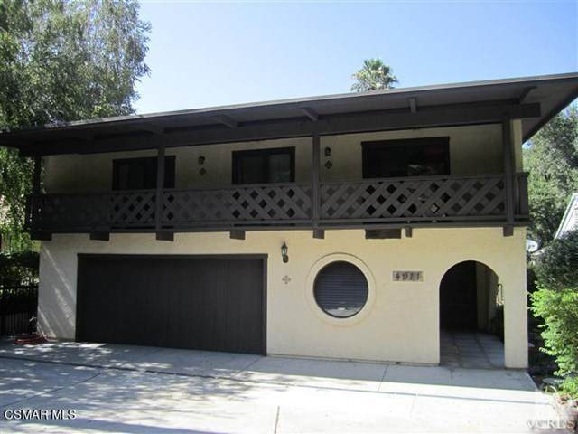 4911 Lewis Road, Agoura Hills, CA 91301 (#221001845) :: TruLine Realty
