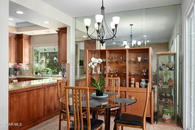 4257 Flintlock Lane, Westlake Village, CA 91361 (#221001844) :: TruLine Realty