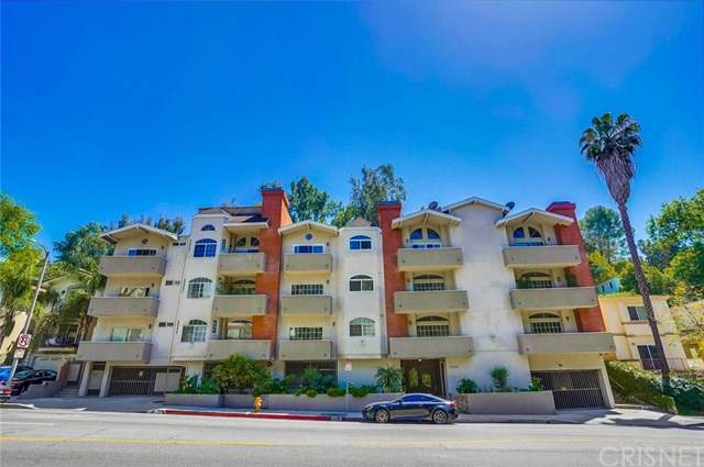 3284 Barham Boulevard #205, Los Angeles, CA 90068 (#SR21074857) :: TruLine Realty