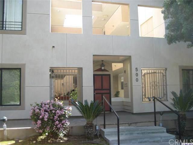 500 E Lexington Drive #309, Glendale, CA 91206 (#320005649) :: TruLine Realty