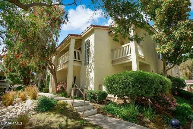 5780 Freebird Lane #108, Oak Park, CA 91377 (#221001852) :: TruLine Realty