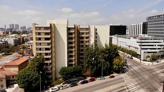 321 S San Vicente Boulevard #102, Los Angeles, CA 90048 (#V1-5052) :: TruLine Realty