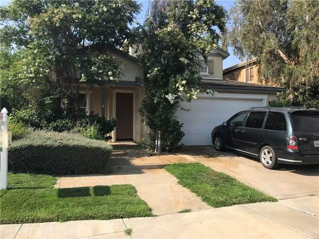 19904 Via Joyce Drive, Saugus, CA 91350 (#SR21075272) :: Randy Plaice and Associates