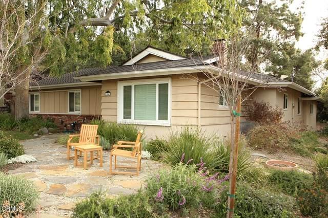 304 N Sunnyside Avenue, Sierra Madre, CA 91024 (#P1-4143) :: The Parsons Team