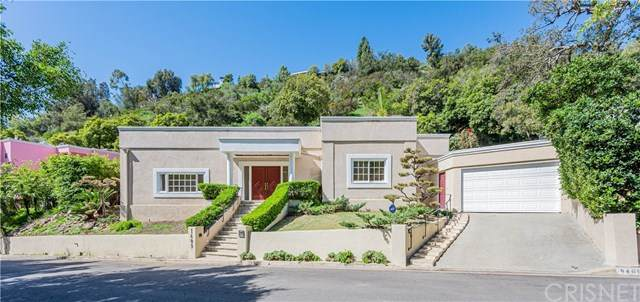 1409 San Ysidro Drive, Beverly Hills, CA 90210 (#SR21075255) :: Amazing Grace Real Estate | Coldwell Banker Realty