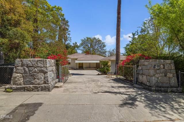 182 S Baldwin Avenue, Sierra Madre, CA 91024 (#P1-4144) :: The Parsons Team