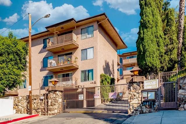 1517 E Garfield Avenue #20, Glendale, CA 91205 (#P1-4145) :: TruLine Realty