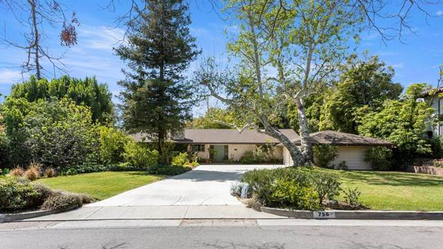 756 Fairfield Circle, Pasadena, CA 91106 (#P1-4147) :: TruLine Realty