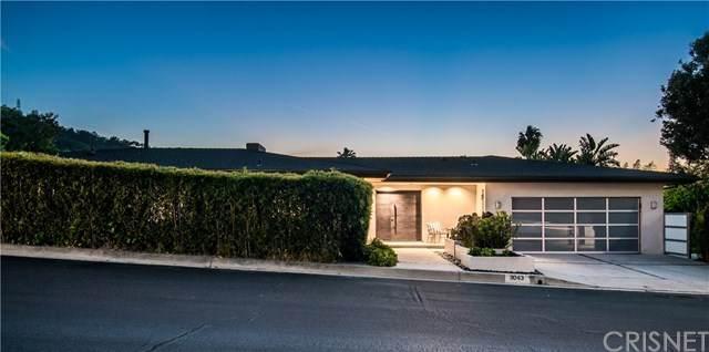 3043 Dona Emilia Drive, Studio City, CA 91604 (#SR21076160) :: Lydia Gable Realty Group