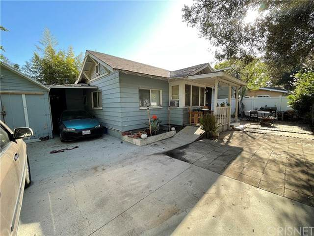 168 E Mountain Street, Pasadena, CA 91103 (#SR21075328) :: The Parsons Team