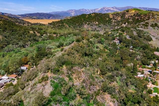 0 Skyhigh Drive, Ventura, CA 93001 (#V1-5083) :: TruLine Realty