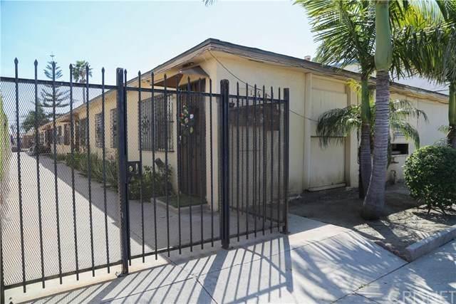 1136 W 120th Street, Los Angeles, CA 90044 (#SR21076607) :: TruLine Realty